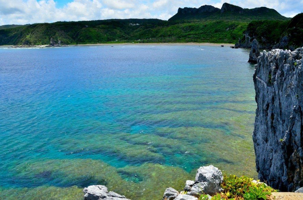 沖縄 最北端の辺戸岬 1