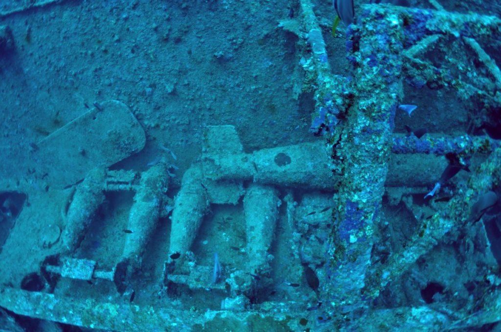 魚雷 USSエモンズ 2