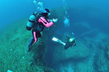 宮古島の調査ダイビング その3