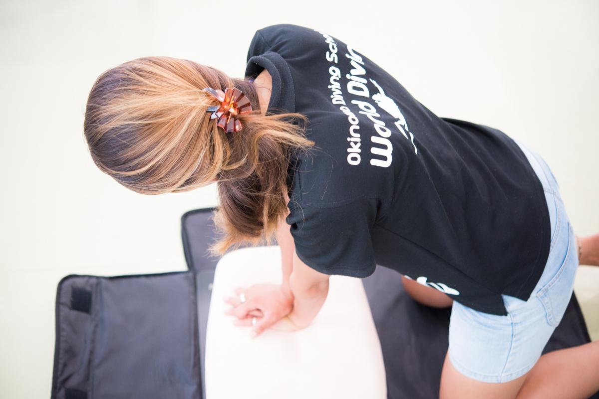 CPR(心肺蘇生法)