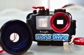 ワイド撮影 水中写真で景色を上手に撮るコツ