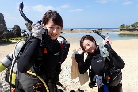 PADIライセンスコース 夏前の格安キャンペーン!!