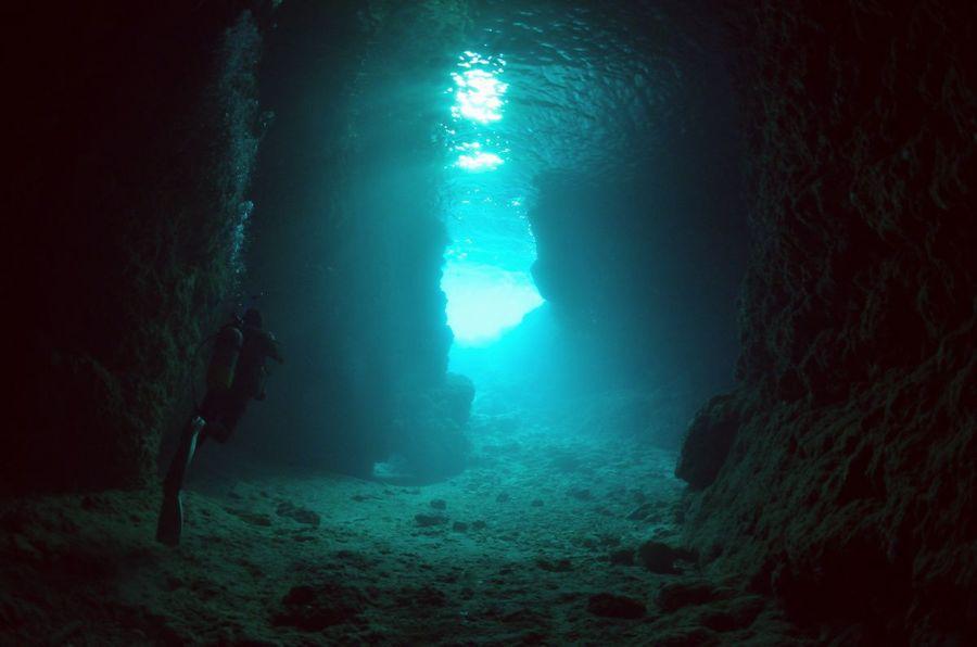 青の洞窟 リクエストNO1スポット