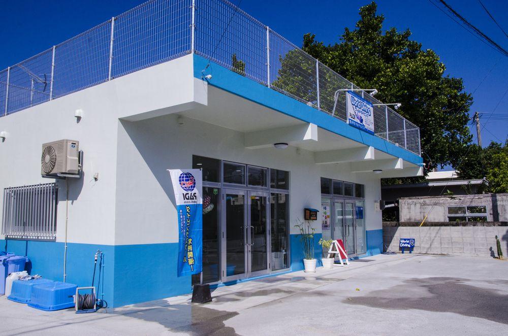 ワールドダイビング 新店舗オープン!!