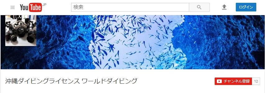 沖縄ダイビングライセンス ワールドダイビング 動画