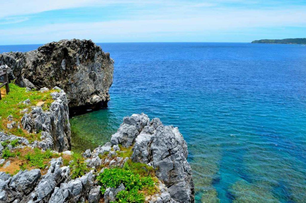 辺戸岬のダイビング