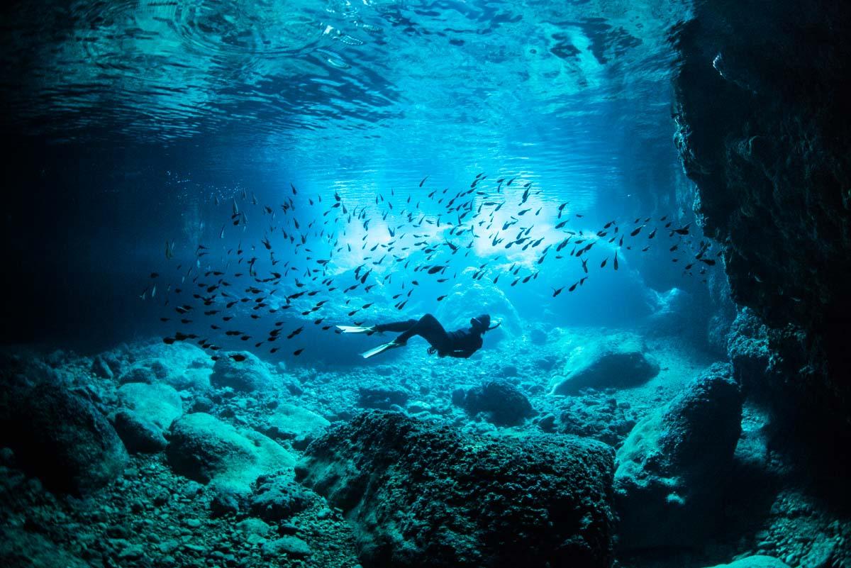 シークレットケーブ・恩納村の大洞窟
