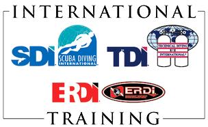 SDI / TDI / ERDI ダイビング指導団体