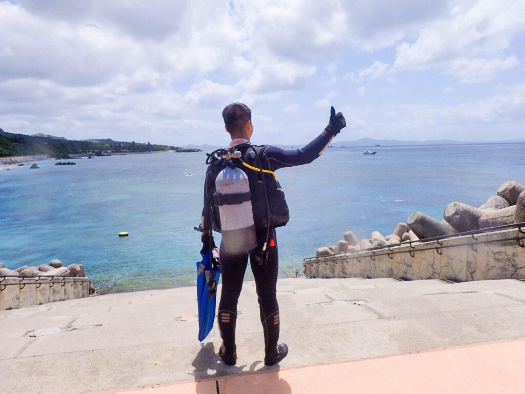 SDI オープンウォーターライセンス講習さー!!(/・ω・)/☆沖縄ダイビング