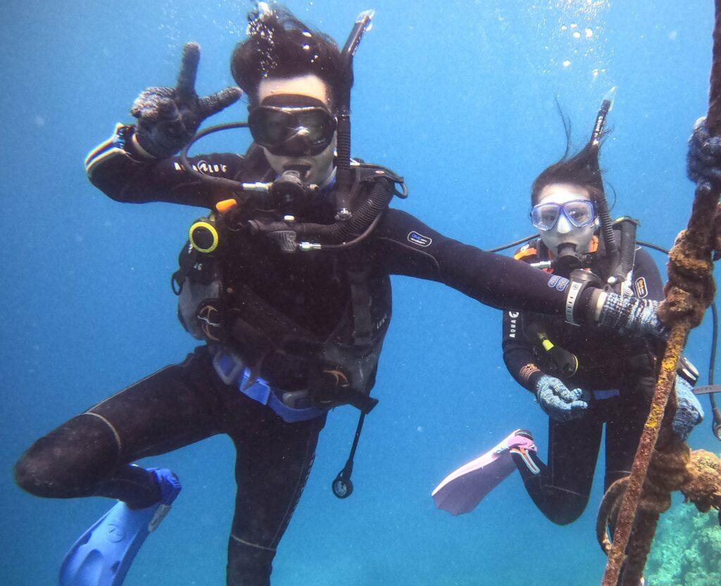 楽しいSDIオープンウォーター講習(*´▽`*)!沖縄 ダイビング
