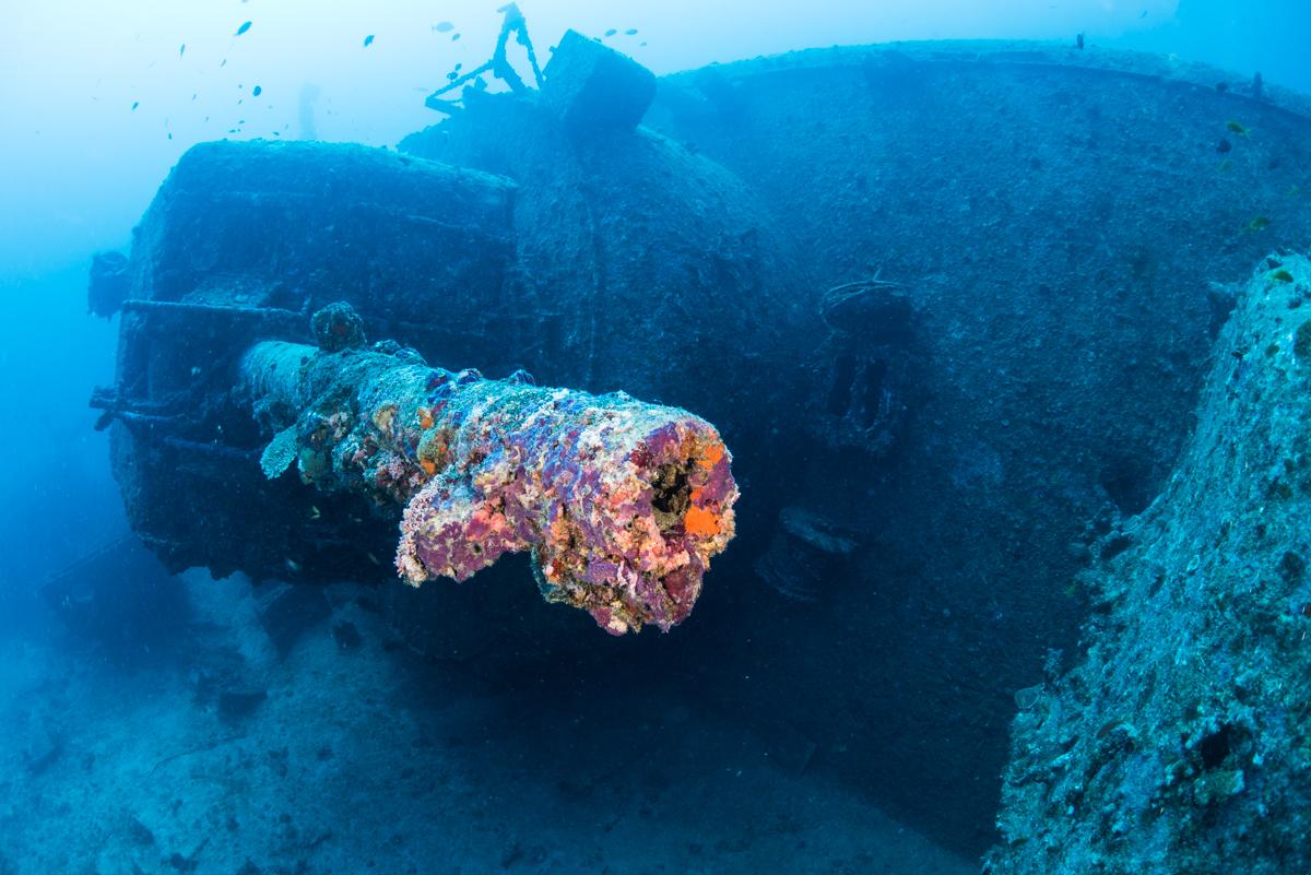 沖縄(USS EMMONS)